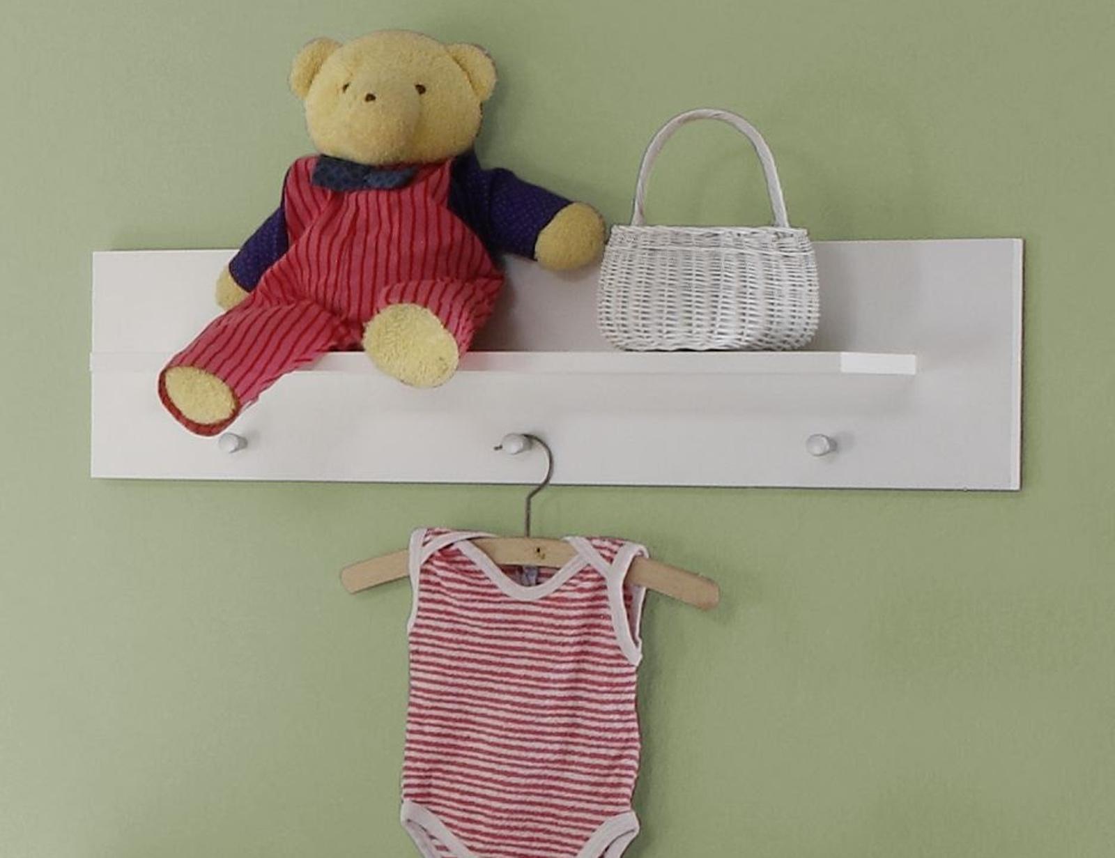 Wandregal babyzimmer  Babyzimmer Wandregal Olivia und Regal weiß