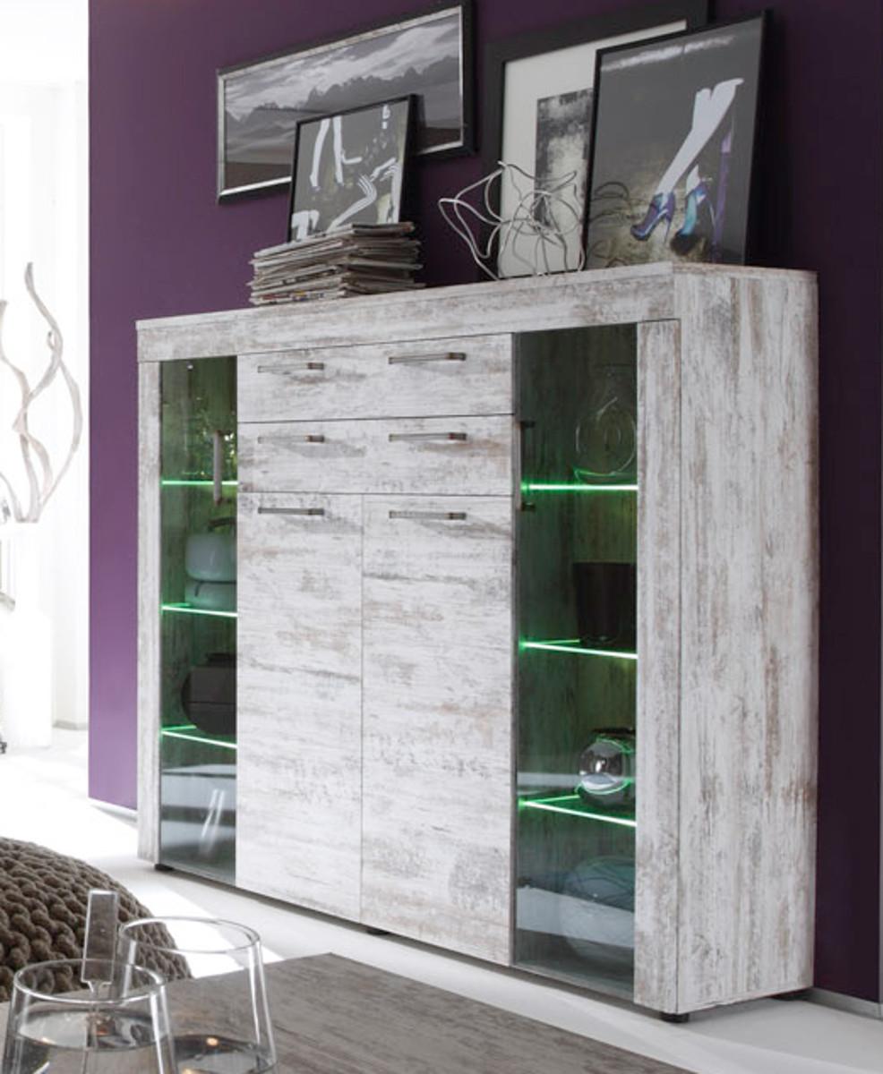 Wohnwand vintage wei elegant fazit so finden sie das - Wohnwand phantom ...