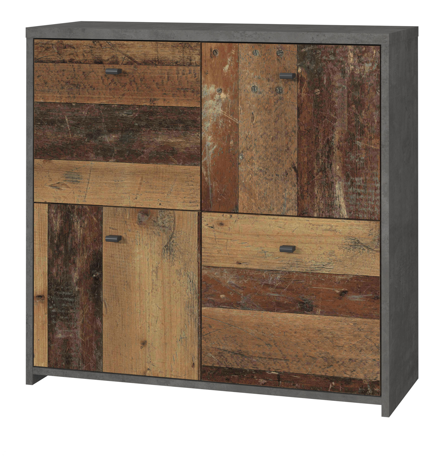 Kommode Best Chest In Used Wood Shabby