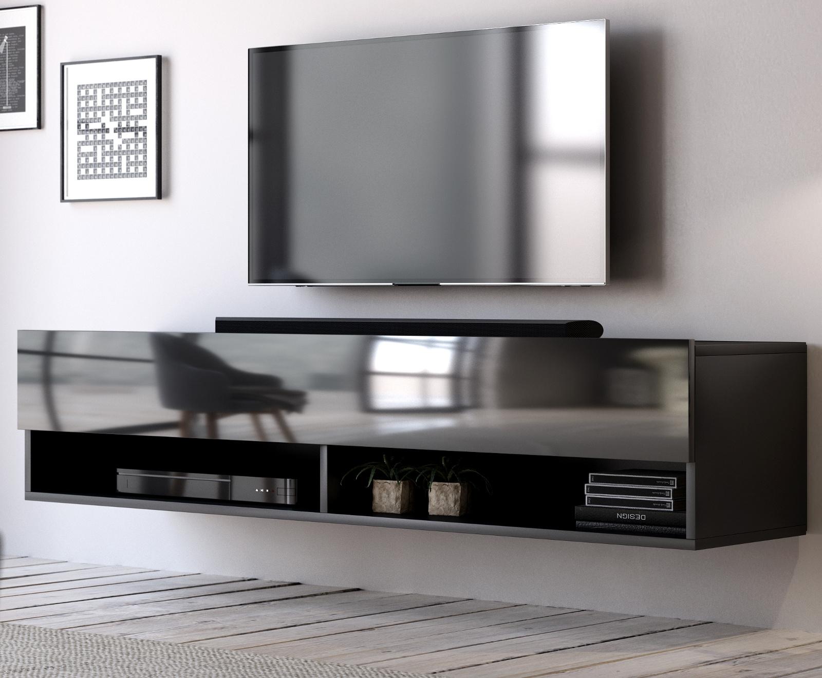 Tv Lowboard Modern Wohnzimmer
