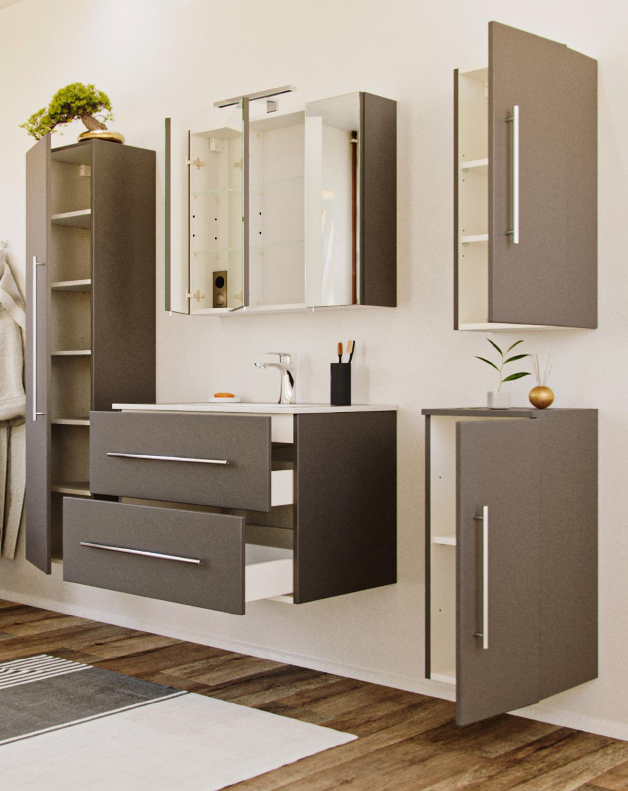 barschrank bareckschrank eckschrank sonoma eiche cannock12 exklusive moderne m bel. Black Bedroom Furniture Sets. Home Design Ideas