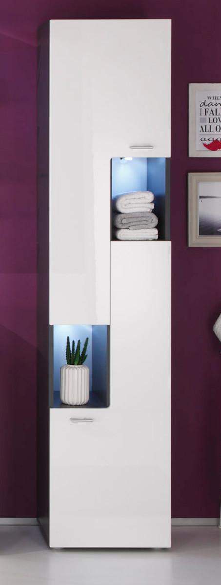 badschrank tetis wei g nstig online kaufen. Black Bedroom Furniture Sets. Home Design Ideas