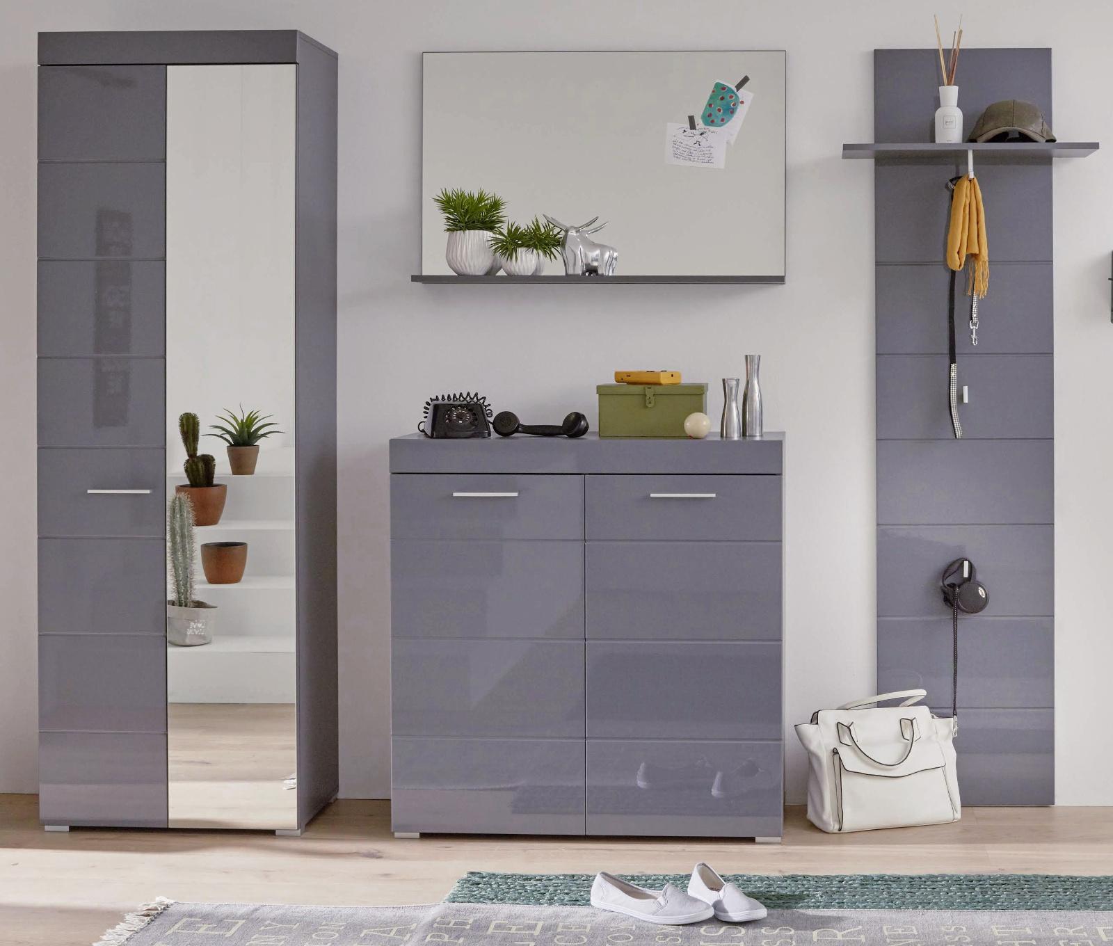 sideboard kommode wei hochglanz lack italien vienda ebay. Black Bedroom Furniture Sets. Home Design Ideas