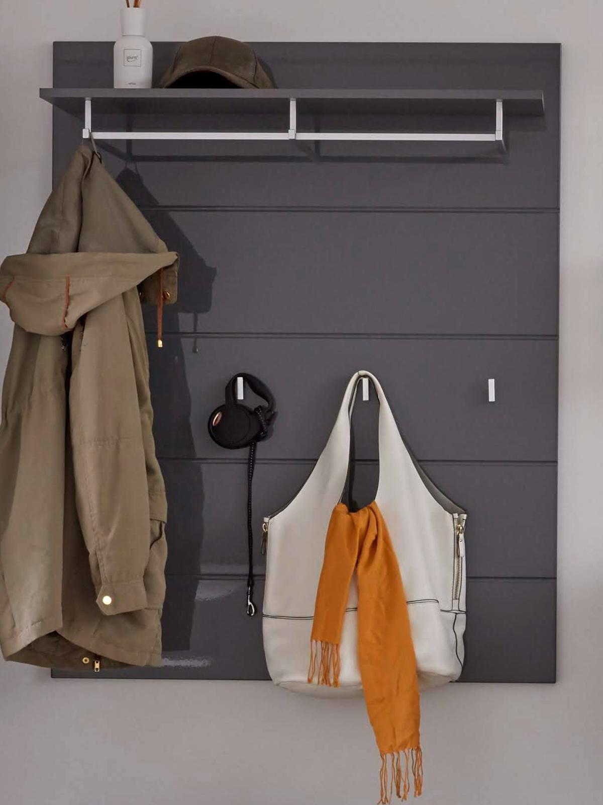 Idee : küche grau hochglanz Küche Grau Hochglanz also Küche Grau ...