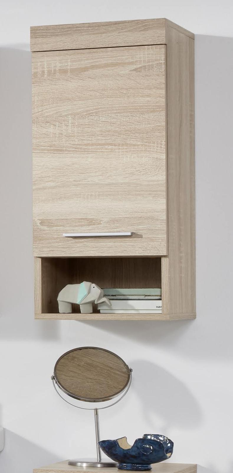 massivholz wohnwand teilmassiv eiche hell pondio ebay. Black Bedroom Furniture Sets. Home Design Ideas