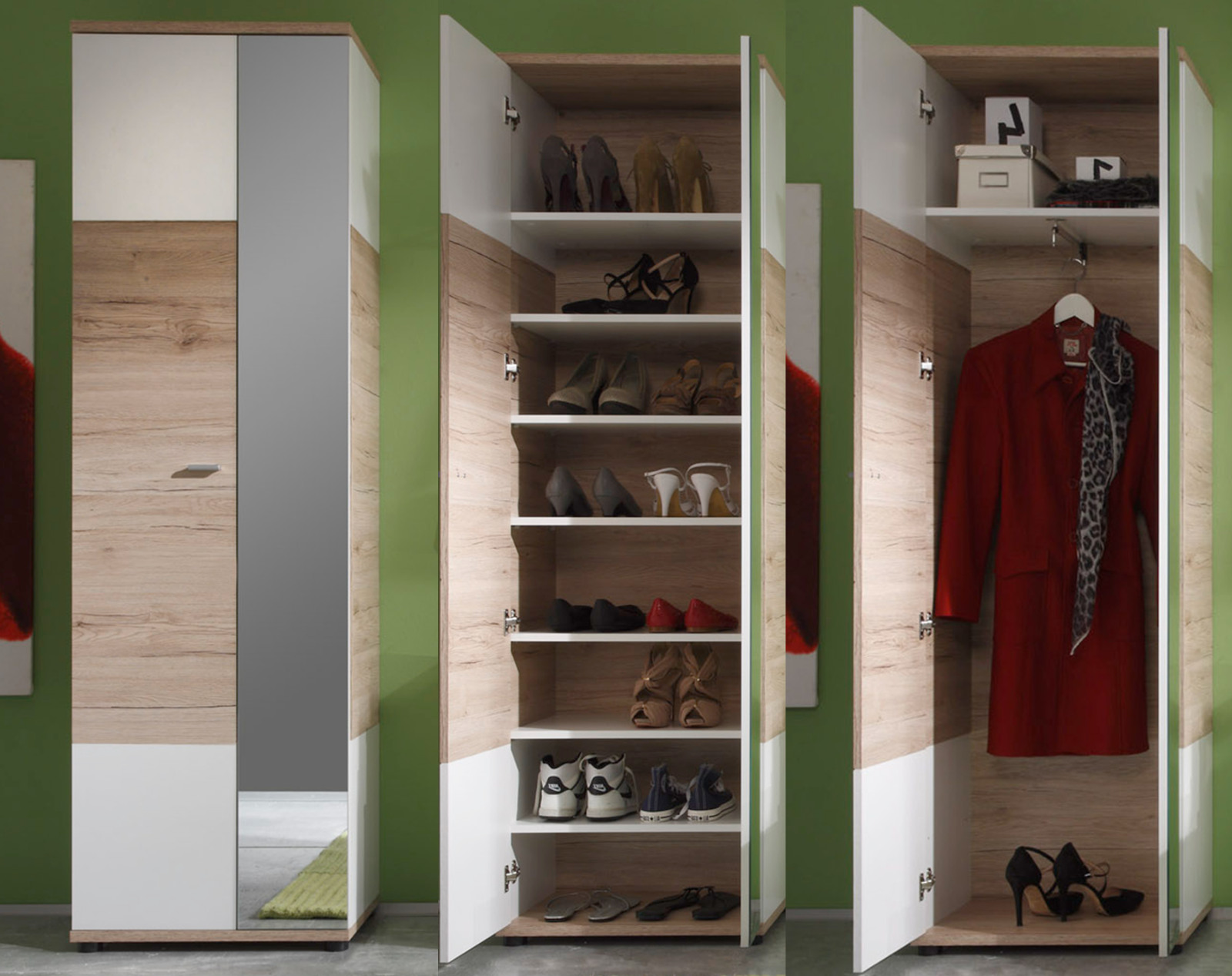 schuhschrank garderobe my blog. Black Bedroom Furniture Sets. Home Design Ideas