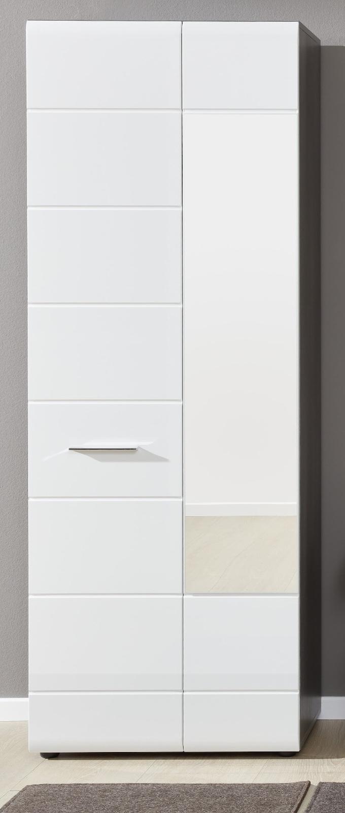 Kleiderschrank Regalschrank Eiche sägerau Gamijo5 - Designermöbel ...