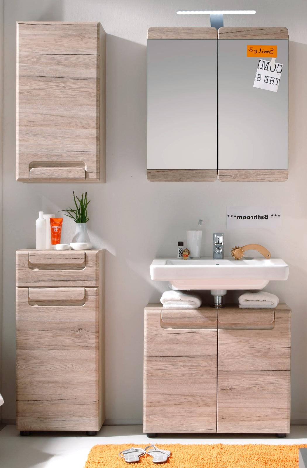 badm bel malea eiche sanremo g nstig online kaufen. Black Bedroom Furniture Sets. Home Design Ideas