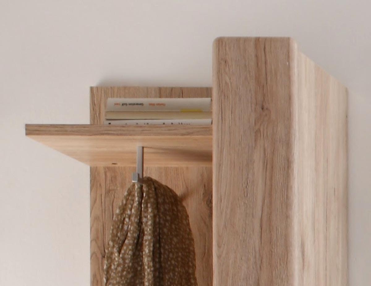 garderobe malea eiche san remo g nstig kaufen. Black Bedroom Furniture Sets. Home Design Ideas