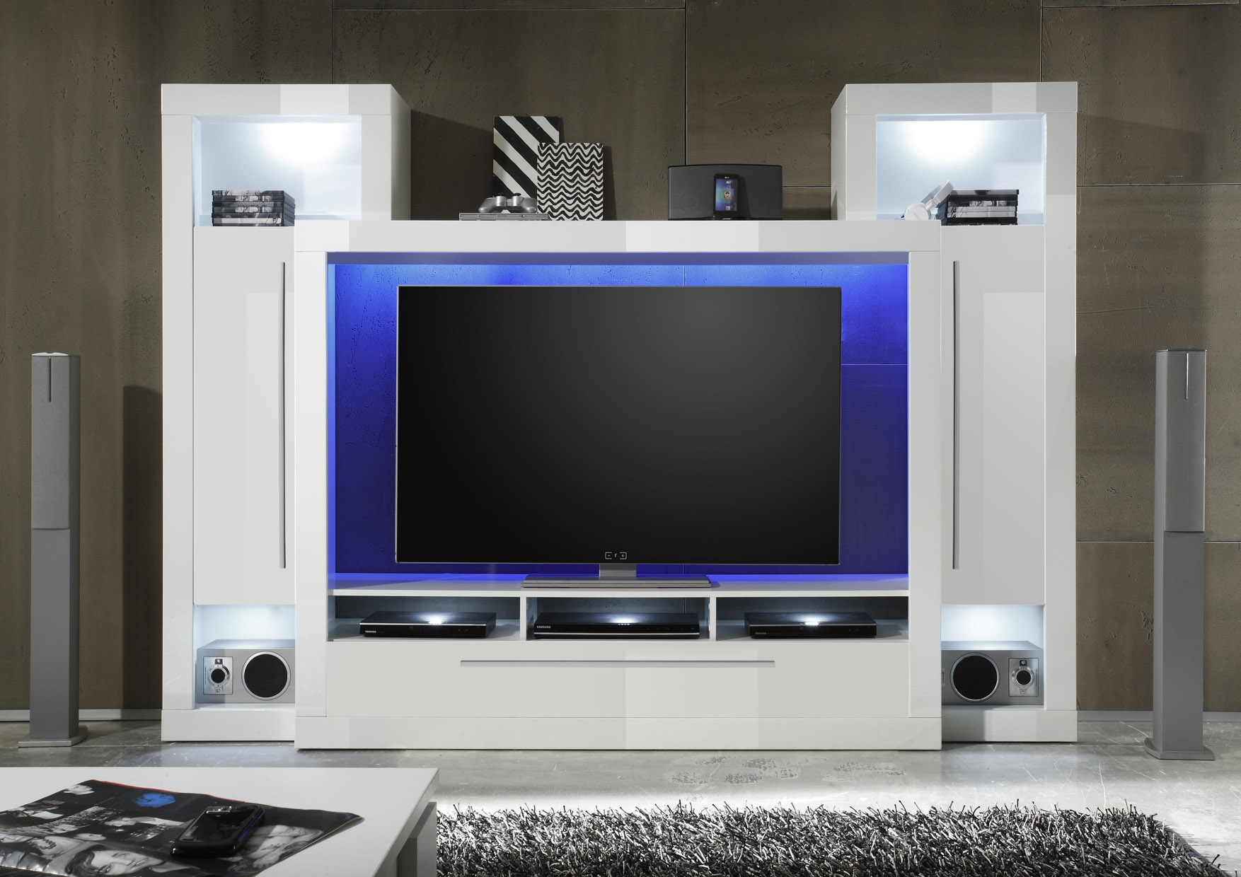 Fernsehschrank Weiß | ambiznes.com