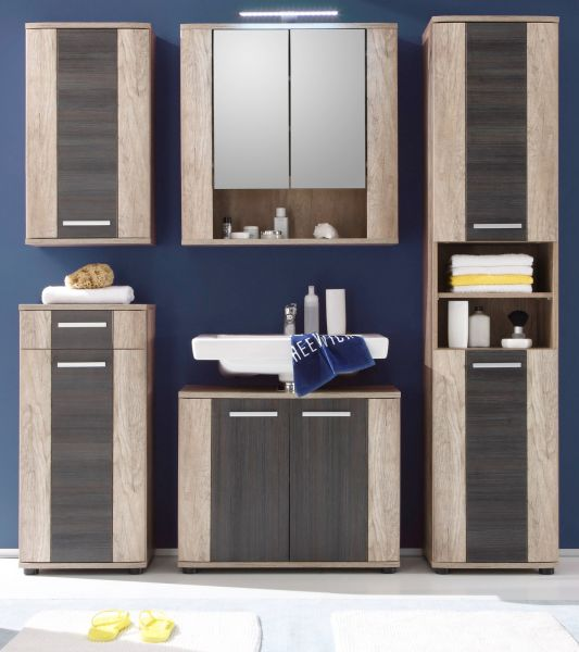 badm bel sun eiche hell touchwood dunkel kaufen. Black Bedroom Furniture Sets. Home Design Ideas