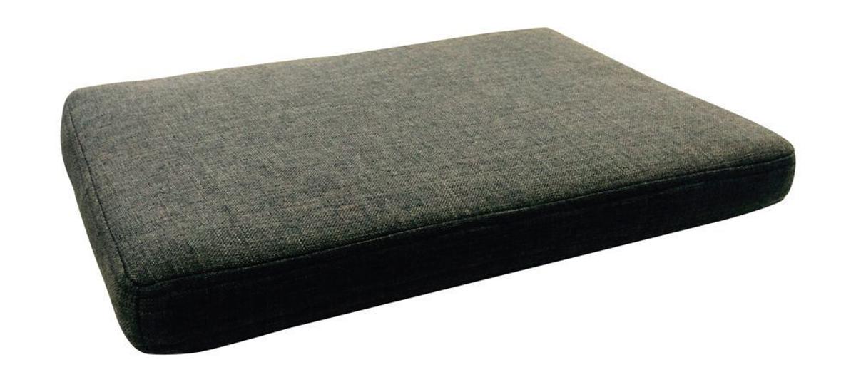 garderobe sitzbank sitzkissen derby grau. Black Bedroom Furniture Sets. Home Design Ideas