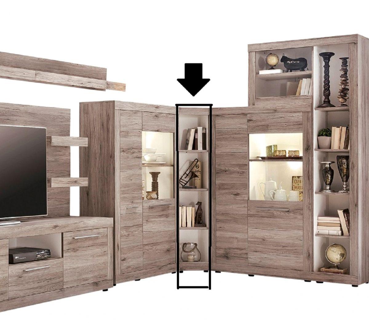eck wohnwand home design inspiration und interieur ideen