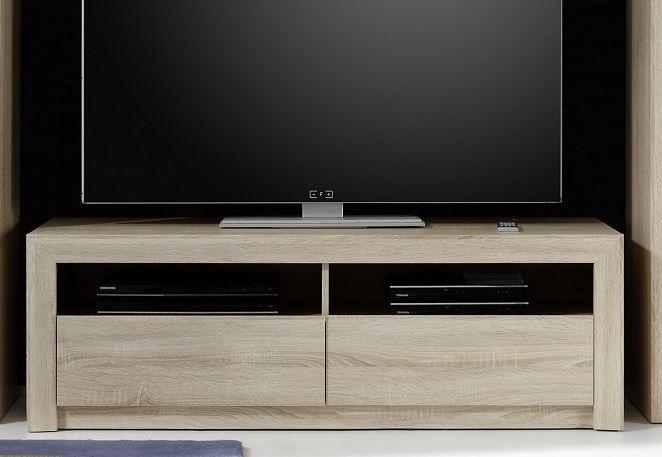 Lowboard Eiche Sonoma  Preisvergleiche  -> Tv Lowboard Eiche Sonoma