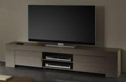 TV-Lowboard Vienda Eiche grau 190 cm TV-Unterteil original Italien - Lagerware