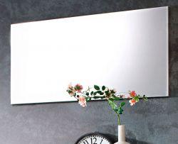 Wandspiegel Garderobe Spiegel weiß Flurmöbel Sol 96x50 cm