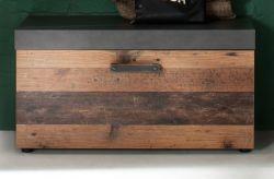 1x Sitzkissen grau 50x35 cm (+32,00 EUR)