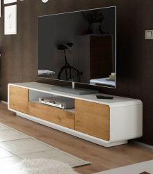 wohnwand schrankwand wei hochglanz lack padua ebay. Black Bedroom Furniture Sets. Home Design Ideas