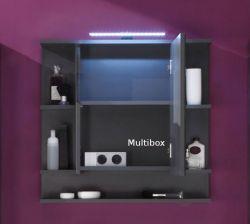 LED Spiegellampe mit Multibox (+57,42 EUR)