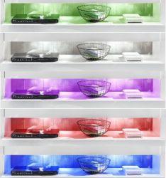 Unterbauspot Farbwechsel 2er Set Möbelleuchte Unterbauleuchte RGB mit Fernbedienung