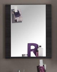 Wandspiegel Xpress Esche grau/weiß